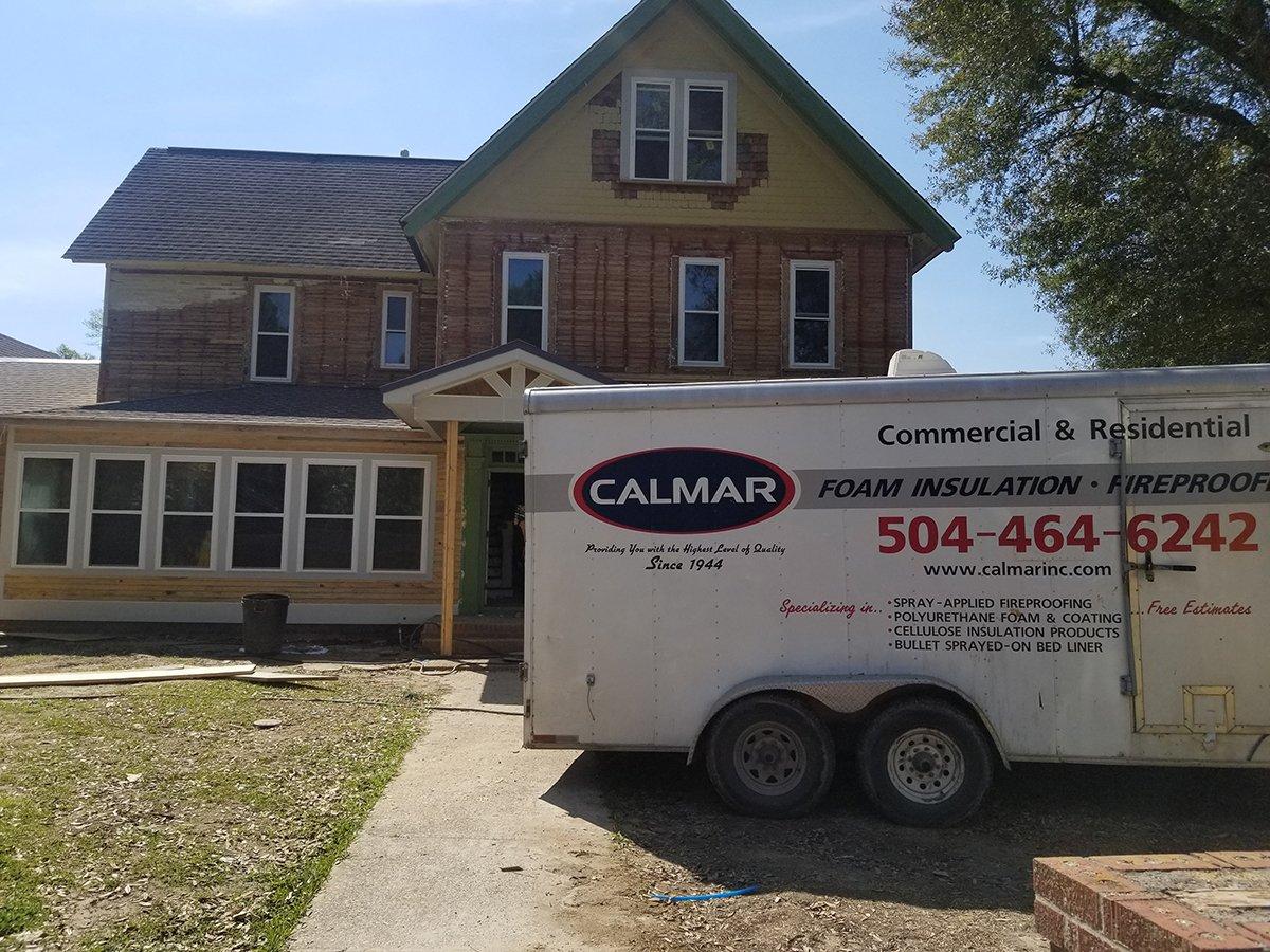 Calmar truck